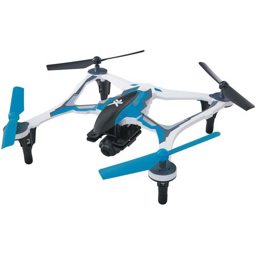 DROMIDA XL FPV Quadcopter with Integrated 1080p Camera (RTF, Blue)