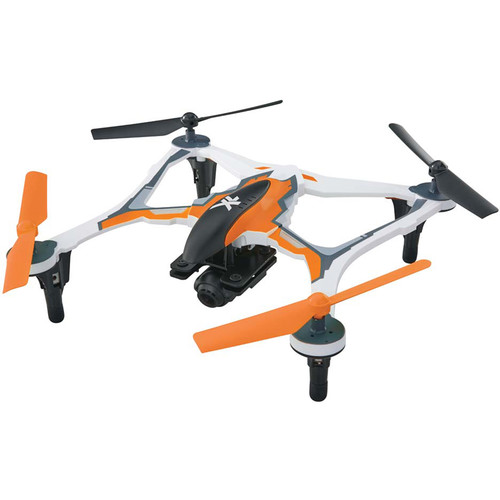 DROMIDA XL FPV Quadcopter with Integrated 1080p Camera (RTF, Orange)