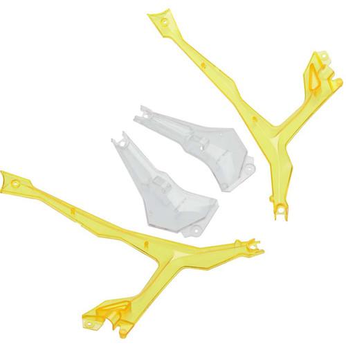 DROMIDA LED Arm Cover for Vista FPV Quadcopter (Yellow)