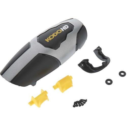 DROMIDA Upper Body Shell for Kodo HD Drone (Black/Chrome)