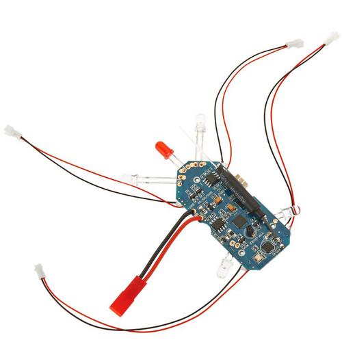 DROMIDA E-Board for Vista FPV Quadcopter (Yellow)