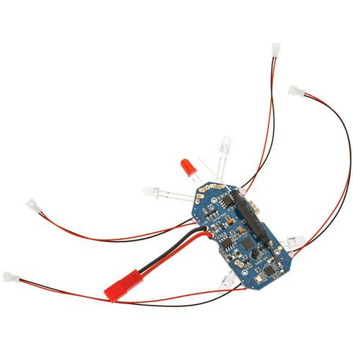 DROMIDA E-Board for Vista FPV Quadcopter (Orange)