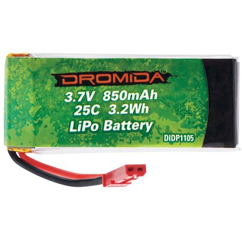DROMIDA 3.7 V 850 mAh LiPo Battery for Vista UAV Quadcopter