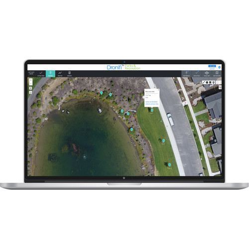 Dronifi Parks & Recreation Aerial Imagery Software Subscription