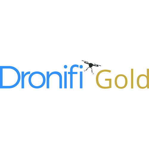 Dronifi Stampede Gold Aerial Imagery Software License (1-Year, Boxed)