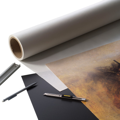 "Drytac ArtSafe 200 Mounting Tissue (39"" x 82')"