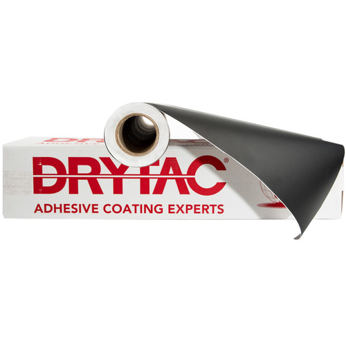 "Drytac ChalkMate 5 mil PVC Film with ReTac Ultra-Removable Technology Adhesive (30"" x 50')"