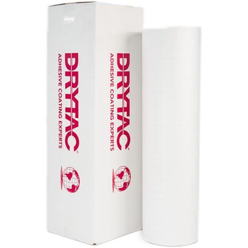"Drytac MediaShield Deep Textured Canvastex Heatset Overlaminating Film (51"" x 150' Roll, 9 mil)"