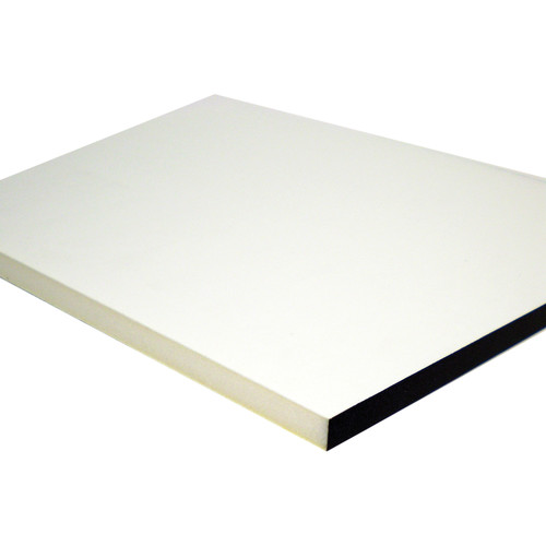 "Drytac PVC Edging for Des-4 & DES-5 (5/8"" x 0.18"" x 600', Black)"