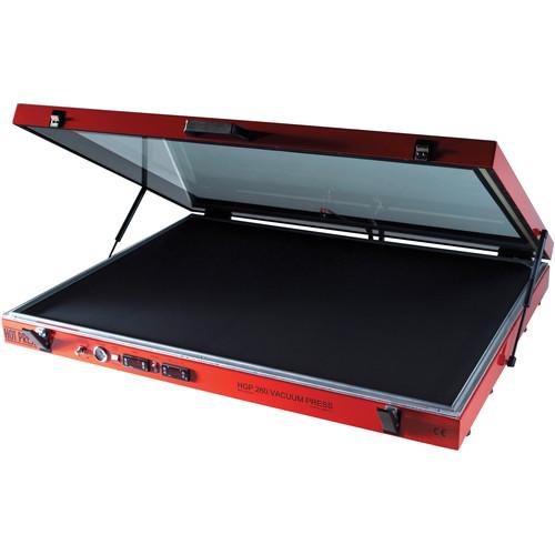 "Drytac HGP360 Hot Press Heated Glass-Top Vacuum Press (42.5 x 66.5"")"