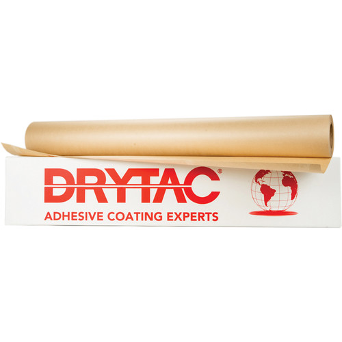 """Drytac Natural Kraft Paper for Single-Sided Laminating (43"""" x 450')"""