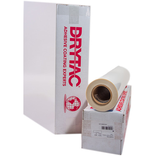 "Drytac Dynamic Plus Luster Overlaminating Film (54"" x 150' Roll, 4.2 mil)"