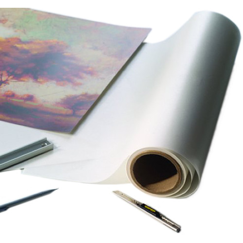 """Drytac Dry Mount Heat-Activated Adhesive Film (41"""" x 82' Roll)"""