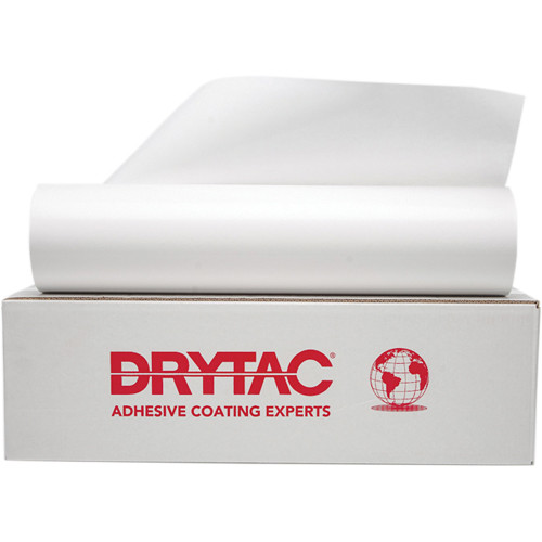 """Drytac MHA Heat-Activated Mounting Adhesive (25.5"""" x 328' Roll)"""