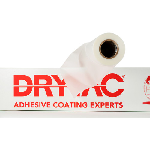 "Drytac MHL Frost Low-Temperature Thermal Laminating Film (38"" x 250' Roll, 6 mil)"
