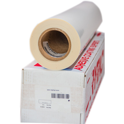 "Drytac Protac Anti-Scratch Gloss Overlaminating Film (51"" x 150' Roll, 5.0 mil)"