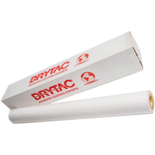 "Drytac 3.2mil Polar Grip Polymeric Self-Adhesive Matte PVC Vinyl Film (54"" x 150')"