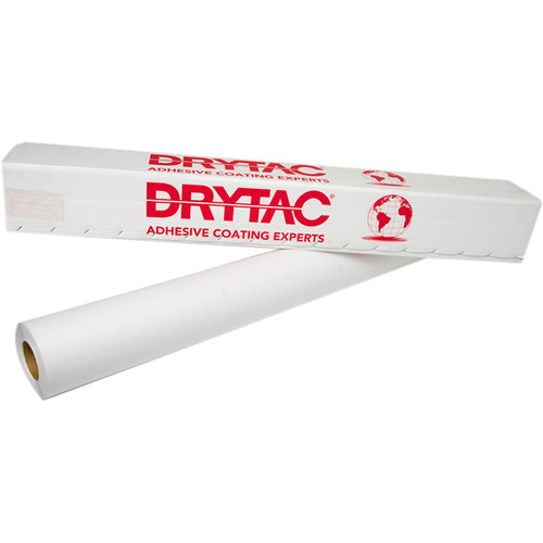 "Drytac Protac Sheentex PVC Overlaminating Film (51"" x 164' Roll, 4.2 mil)"