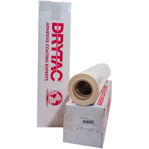 "Drytac Protac Scribe Gloss Dry-Erase Overlaminating Film (38"" x 150' Roll, 2.6 mil)"