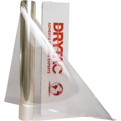 "Drytac Facemount Pressure-Sensitive Mounting Adhesive (38"" x 150' Roll, 1 mil)"