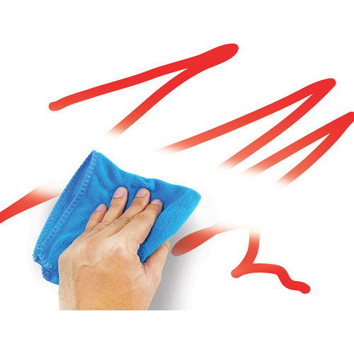 "Drytac WipeErase White (Permanent) 6.0mil Premium White Dry Erase Finish - 50"" x 150' (1270mm x 46m)"