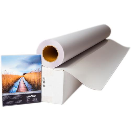 """Drytac 8.5mil Reveal Backlit Film Solvent Printable PET Film (60"""" x 164')"""