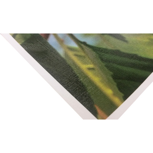"Drytac ReTac Textures Matte-White Linen (54"" x 150', 6 mil)"