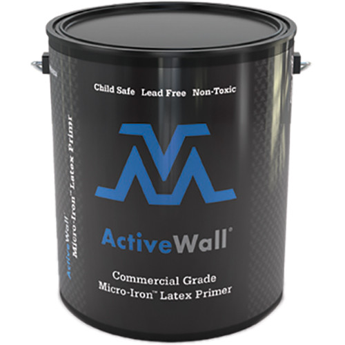 Drytac ActiveWall Magnetic Receptive Wall Primer (1 Quart)