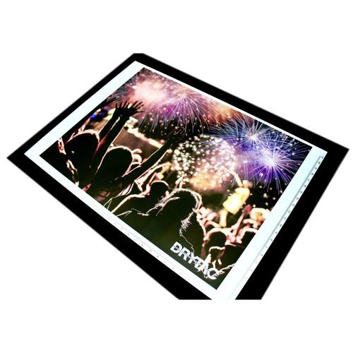 "Drytac ViziPrint Illuminate 4 mil Translucent Matte PET Film (54"" x 98' Roll)"