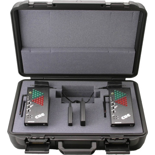 Dsan PerfectCue Professional Kit with 2 PerfectCue Systems and Case