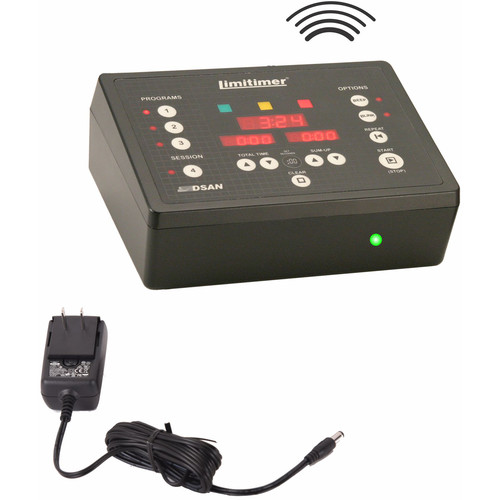 DSAN Corp. PRO-2000TBT Limitimer Speaker Timer Console with Bluetooth