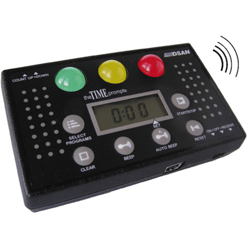 DSAN Corp. TP-2000BT TimePrompt with Bluetooth Technology