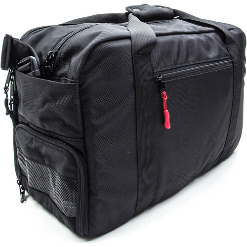 DSPTCH Gym/Work Bag (Black)