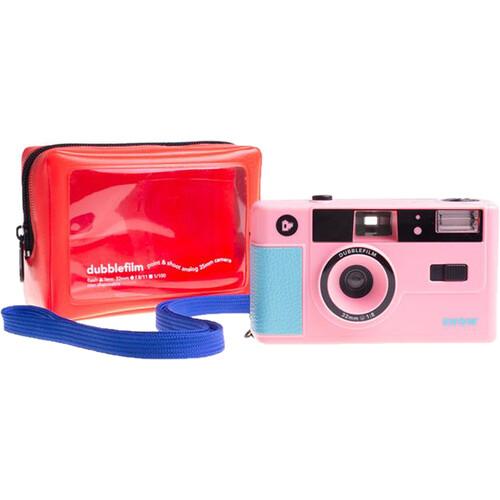 dubble film SHOW 35mm Reusable Camera (Pink)