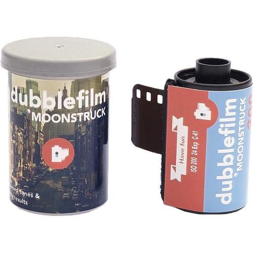 dubble film Moonstruck 200 Color Negative Film (35mm Roll Film, 24 Exposures)