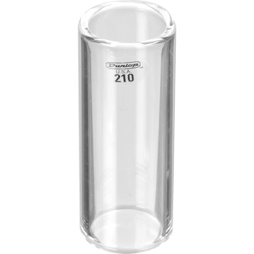 Dunlop 210 Medium Glass Bottleneck Slide (Medium)