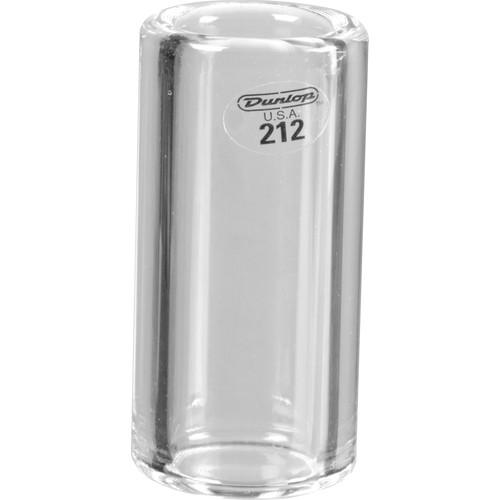 Dunlop 212 Small Short Glass Bottleneck Slide (Heavy)