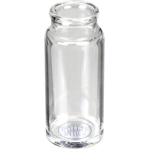 Dunlop 271 Clear Small Blues Bottle Slide
