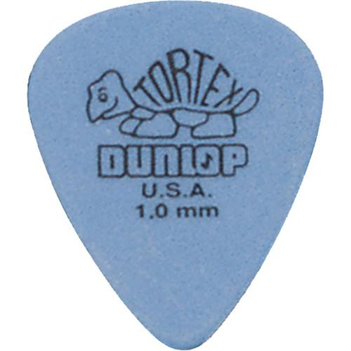 Dunlop 418P50 Tortex Standard Players-Pack Guitar Picks (12-Pack)