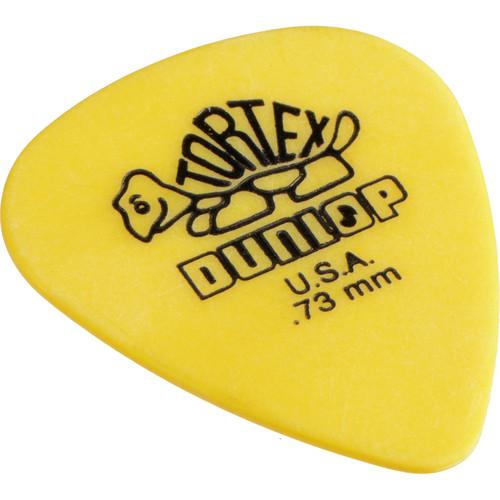 Dunlop 418P73 Tortex Standard Players-Pack Guitar Picks (12-Pack)