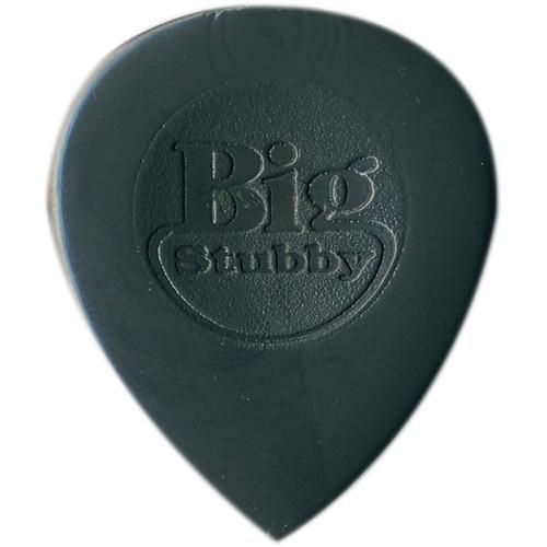 Dunlop 475P3.0 Big Stubby Players-Pack Guitar Picks (6-Pack)