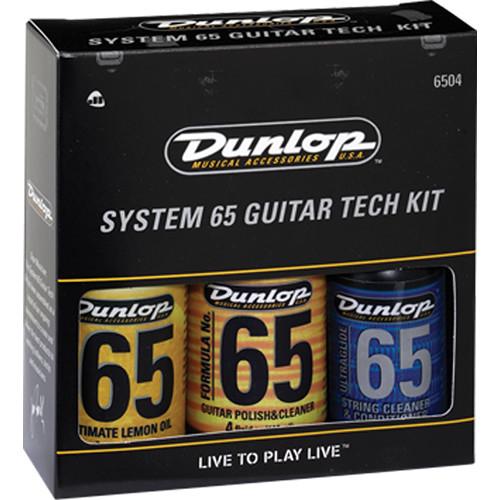 Dunlop 6504 - System 65 Guitar Tech Kit