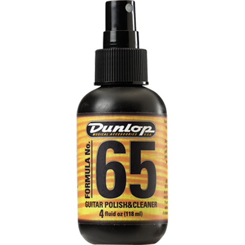 Dunlop 654 Formula No. 65 Guitar Polish & Cleaner