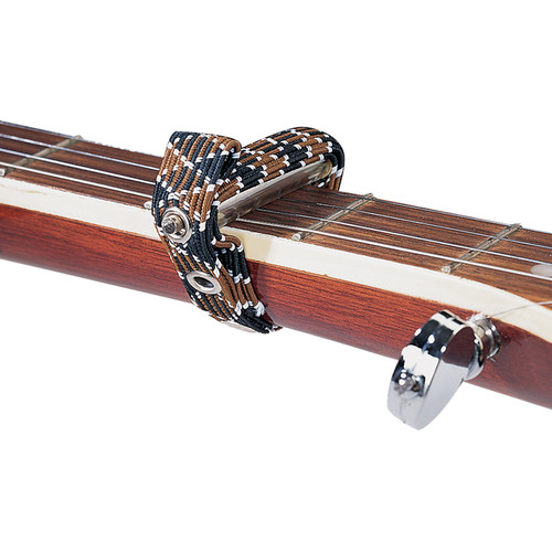 Dunlop 7828 - Bill Russell Elastic Banjo/Ukulele Capo
