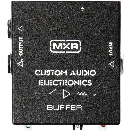MXR MXR MC406 CAE Buffer for Electric Guitar and Bass