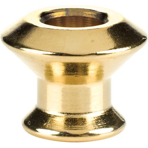 Dunlop SLS1034G Straplok Dual Design Strap Retainer System (Gold)