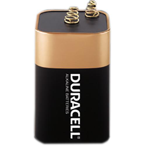 Duracell MN 908 6V Alkaline Lantern Battery (13000mAh)