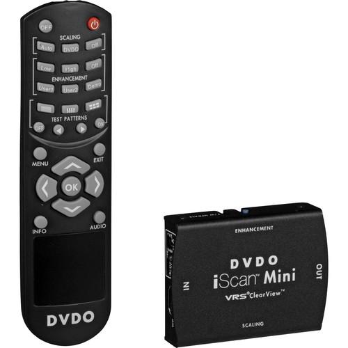 DVDO iScan Mini 4K Ultra HD Video Processor