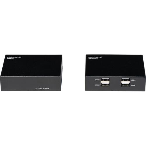 DVDO USB 2.0 Extender over Ethernet (60m)
