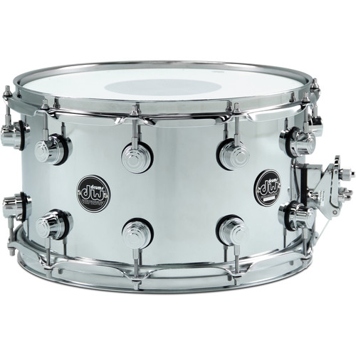 "DW DRUMS Performance Series 8 x 14"" Snare Drum (Steel)"